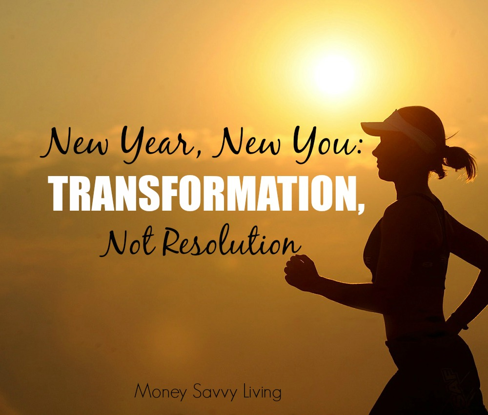 New Year Quotes About Me: New Year, New You: Transformation, Not Resolution