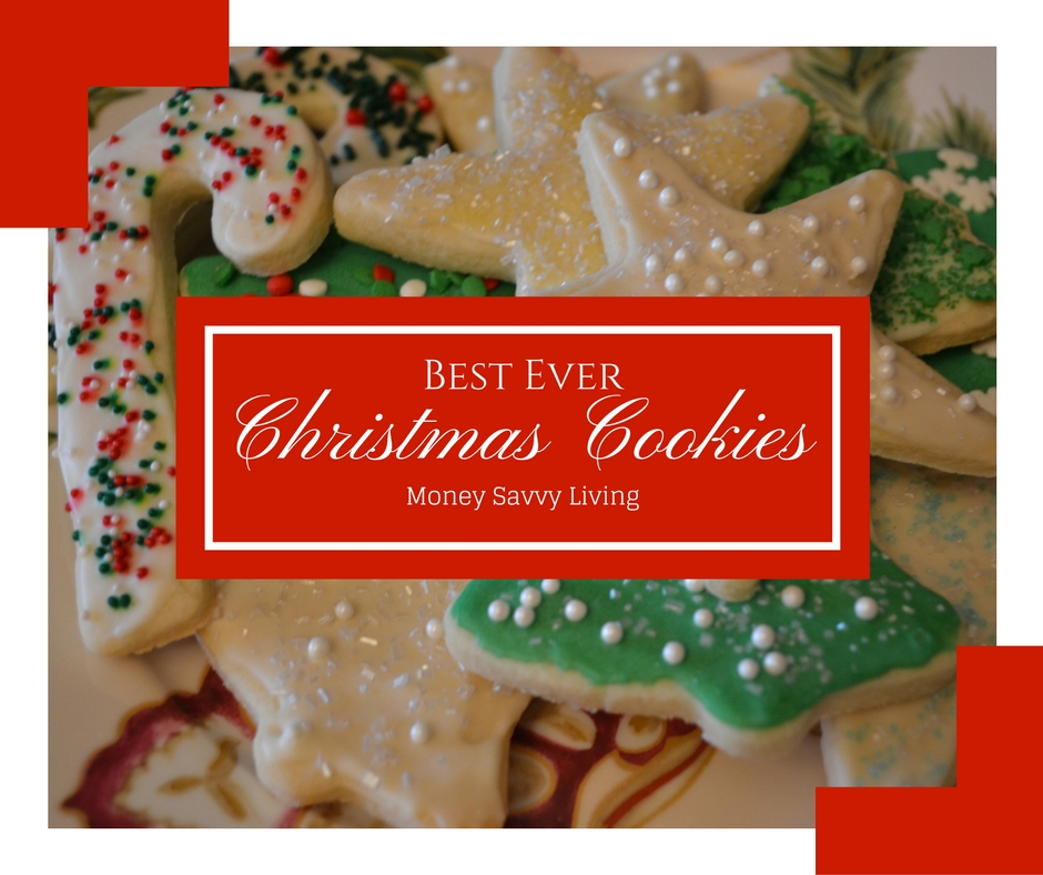 best ever christmas sugar cookies money savvy living