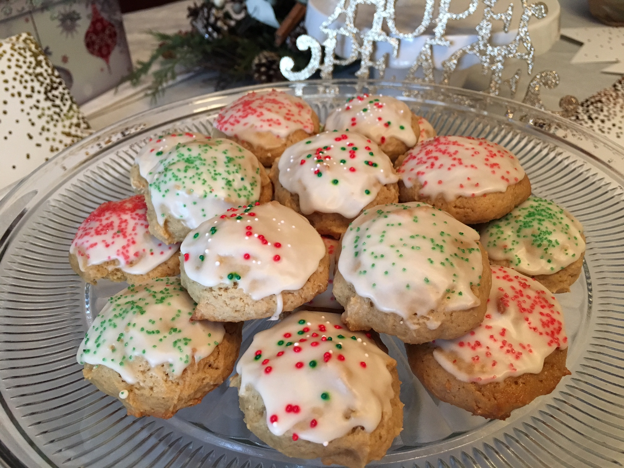 Old Fashioned Christmas Maple Cookies - Money Savvy Living